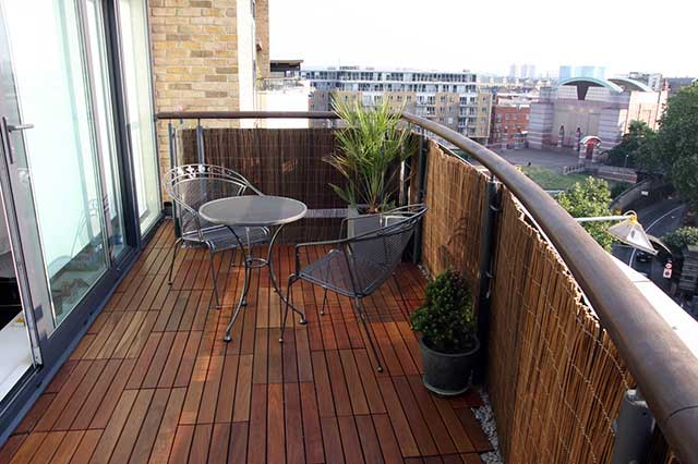 Balcony Decking And Paving Ideal Balcony Flooring Solutions