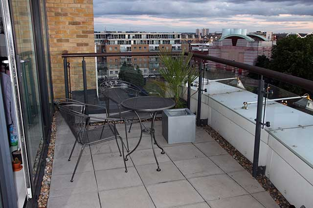 Balcony decking and paving ideal balcony flooring solutions for Balcony company