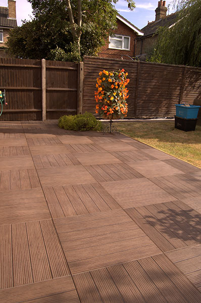 Balcony Patio And Roof Terrace Flooring Case Studies