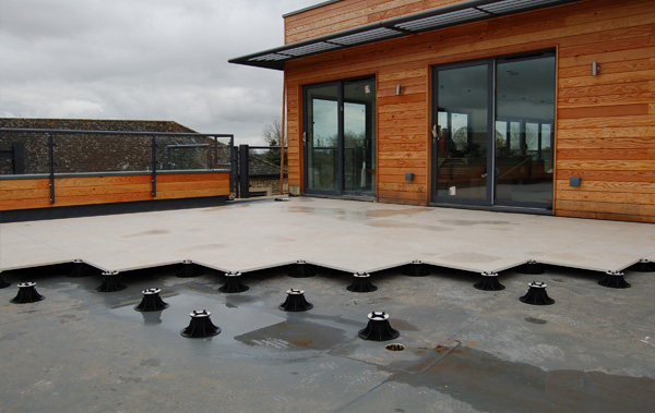 Flooring Solutions For Balconies Terraces Patios And